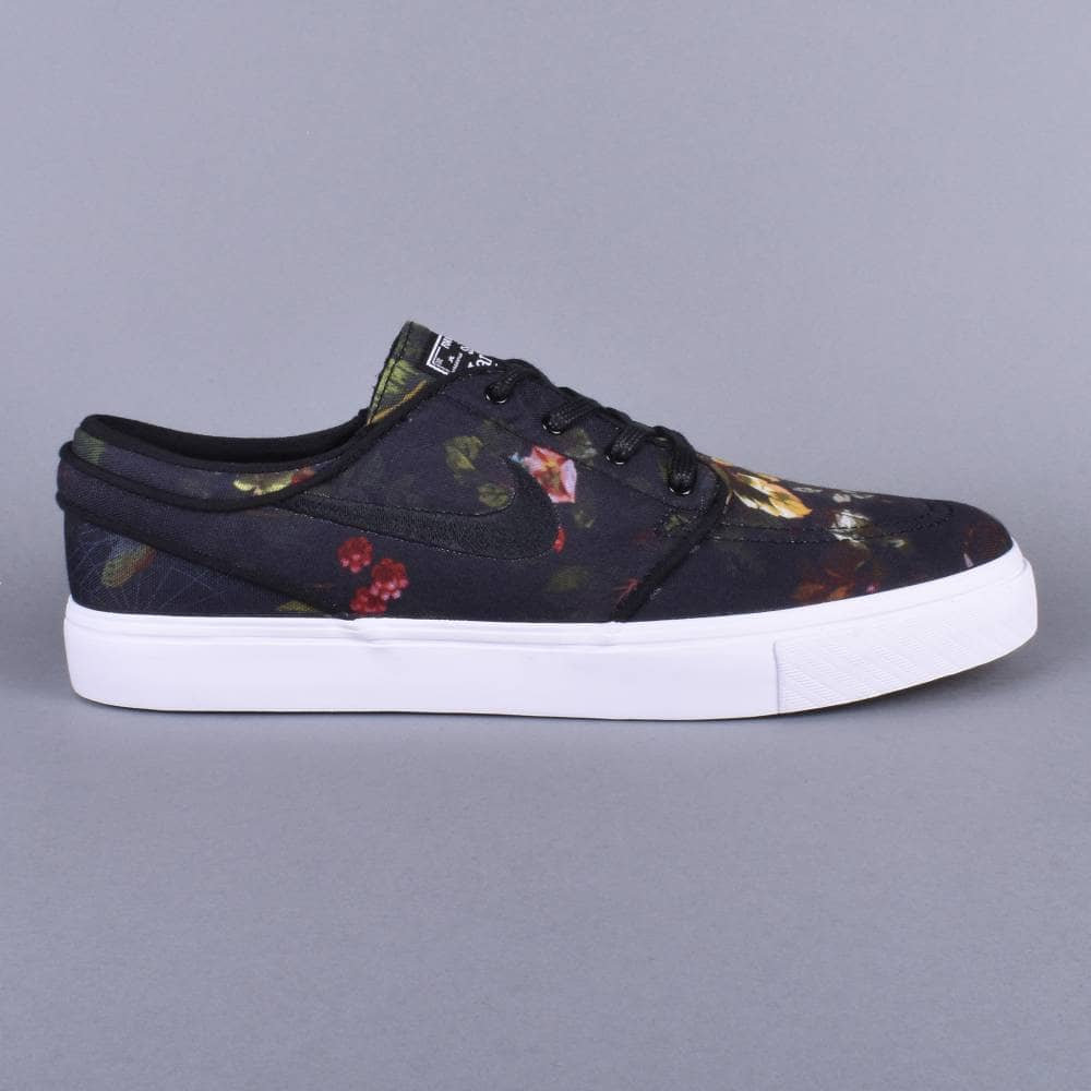 factory price 830e7 60ec5 Zoom Stefan Janoski Canvas   039 Rose  039  Skate Shoes - Multi