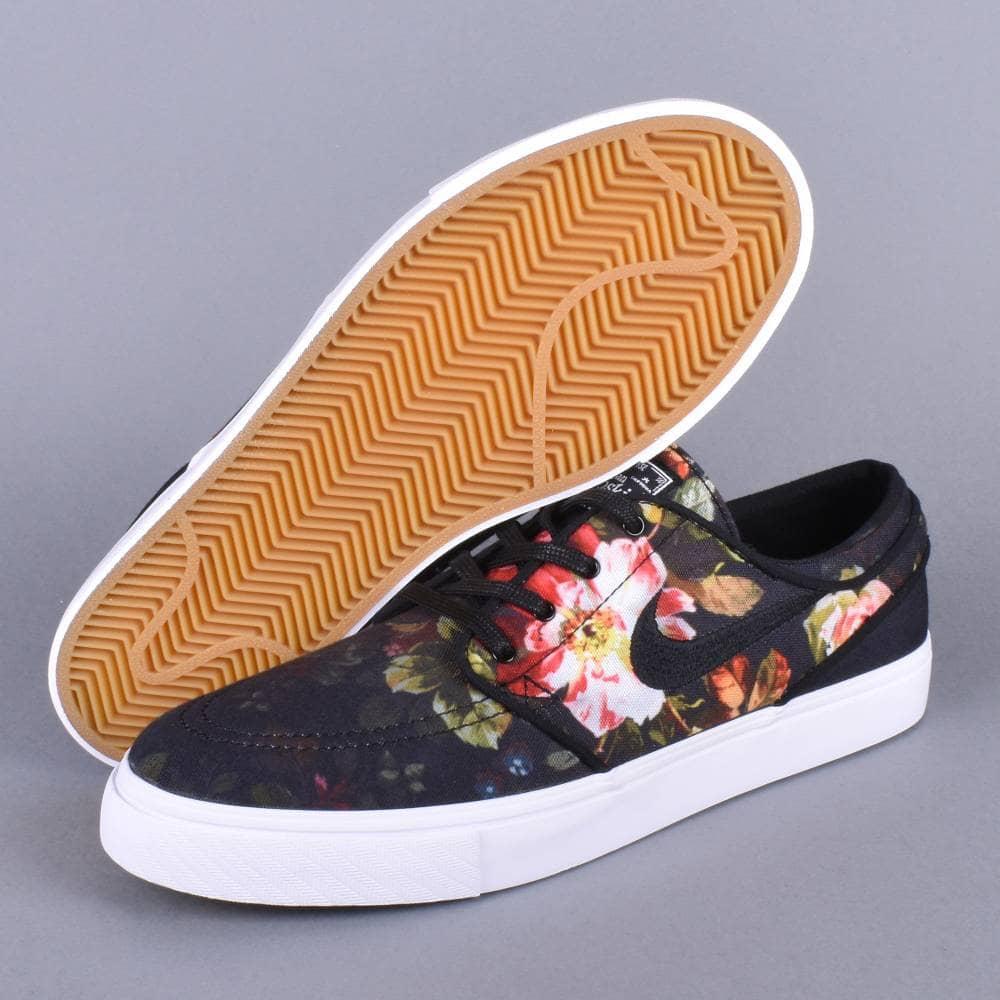 6d8e433d2dc Nike SB Zoom Stefan Janoski Canvas  Rose  Skate Shoes - Multi-Color ...