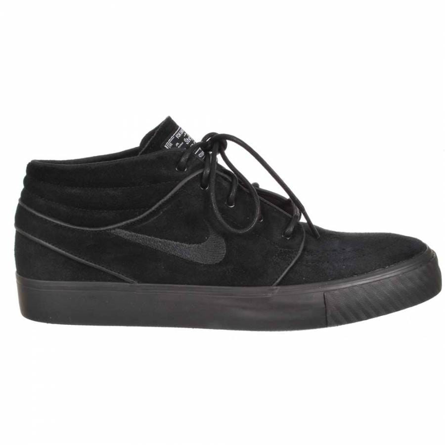 d8727bdc37b nike all black janoski all black womens nike shox Black Friday 2016 ...