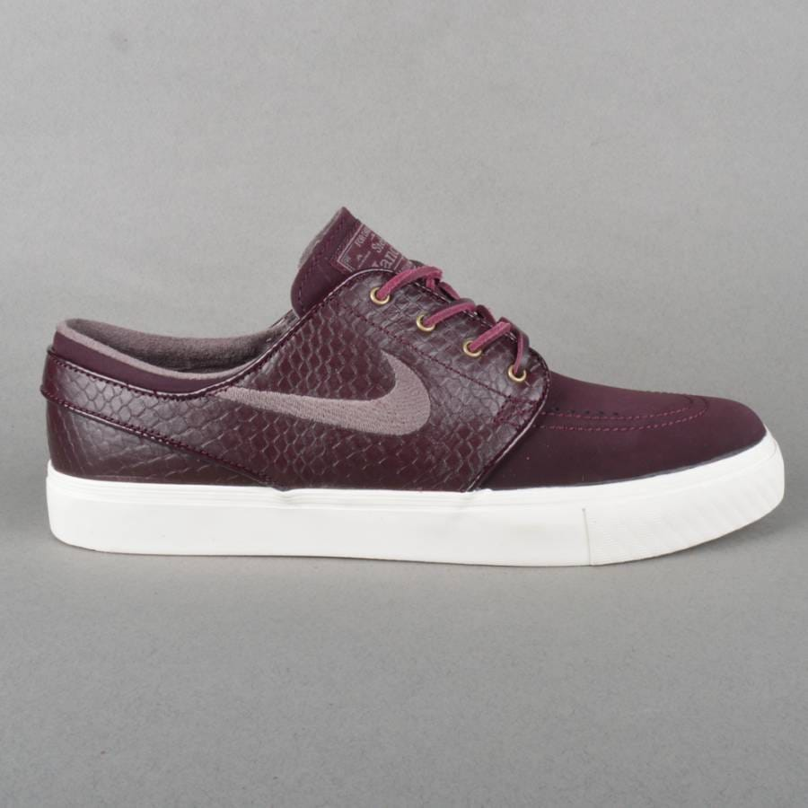 nike sb zoom stefan janoski premium skate shoes deep. Black Bedroom Furniture Sets. Home Design Ideas