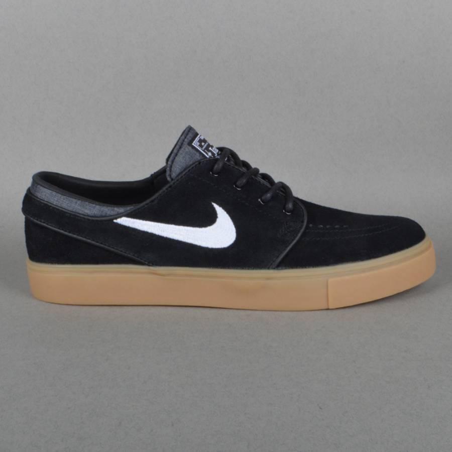Nike Sb Skate Shoes Brown
