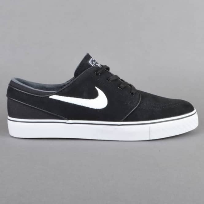 Nike Sb Zoom Stefan Janoski Trainers In Black And White latest cheap limited edition cheap largest supplier outlet prices 9tKYT3qM07