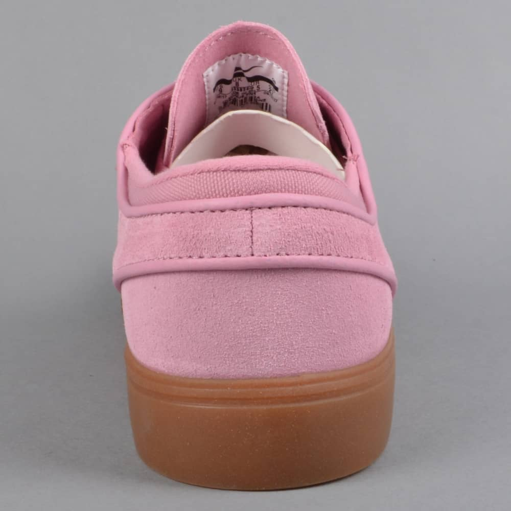 best service b4109 4f7ac Zoom Stefan Janoski Skate Shoes - Elemental Pink Sequoia Gum Dark Brown  Elemental