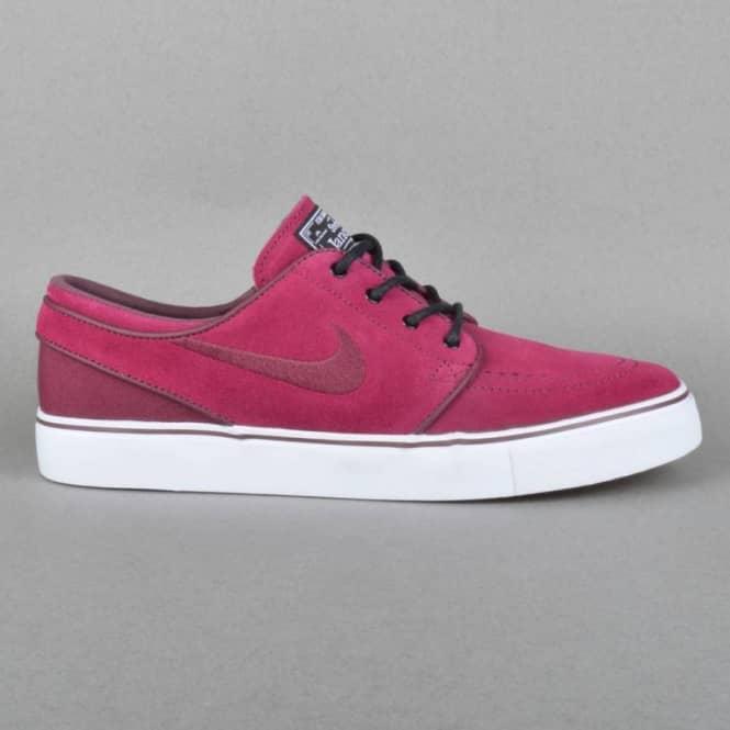 e8859d04b88e Zoom Stefan Janoski Skate Shoes - Red Oxide Red Oxide Black-Gum Light Brown