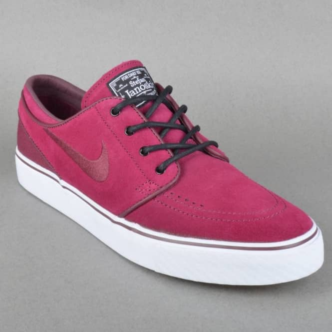 f81384641ada Zoom Stefan Janoski Skate Shoes - Red Oxide Red Oxide Black-Gum Light Brown