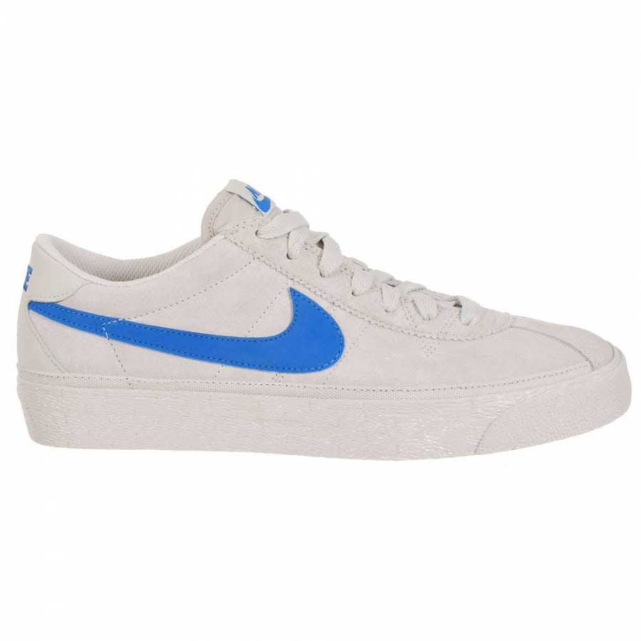nike sb nike zoom bruin sb light bone argon blue skate shoes nike sb. Black Bedroom Furniture Sets. Home Design Ideas