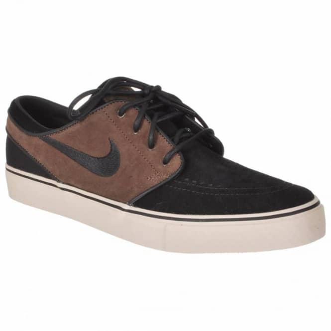 9623ae52db24 Nike SB Nike Zoom Stefan Janoski SB Baroque Brown Black-Birch Skate ...