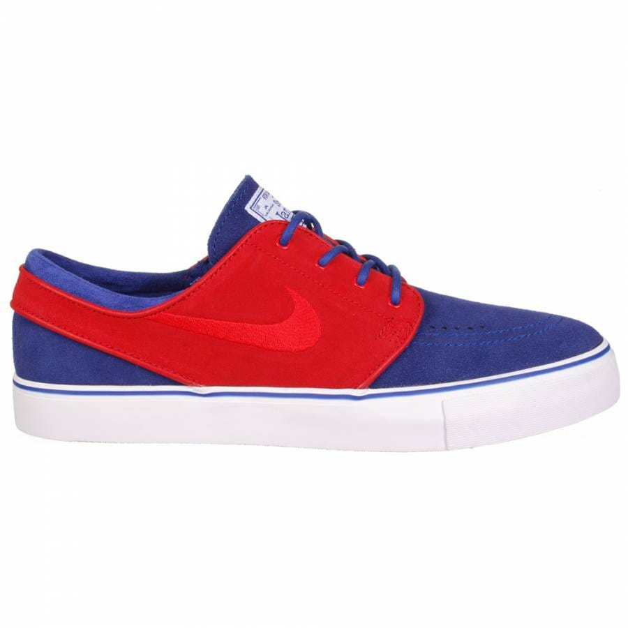 Nike Sb Blue And Red