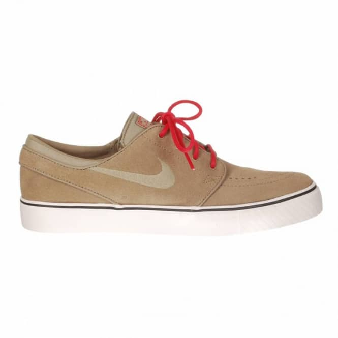 26df6c6f058c Nike SB Nike Zoom Stefan Janoski SB Skate Shoes - Khaki Khaki-Hyper ...