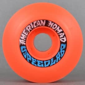 Nomad Minis 99A Red Skateboard Wheels 55mm