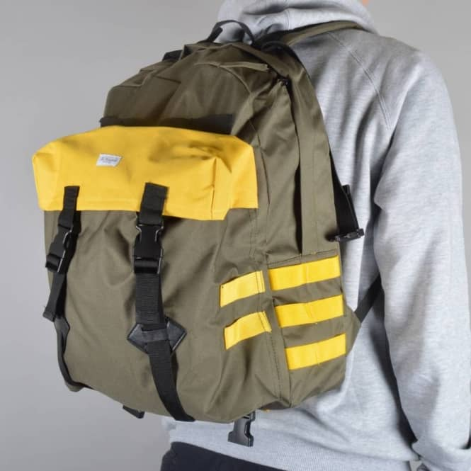 The Hundreds Norton Backpack - Olive