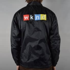 NPW Coach Jacket - Black
