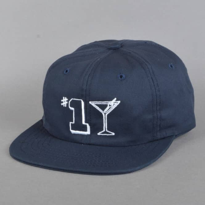 Alltimers Number 1 Tini Cap - Navy