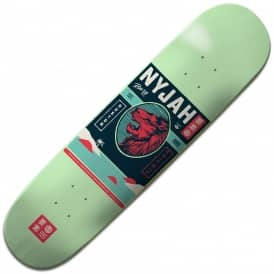 Element Skateboards Nyjah Cover Skateboard Deck 8.0""