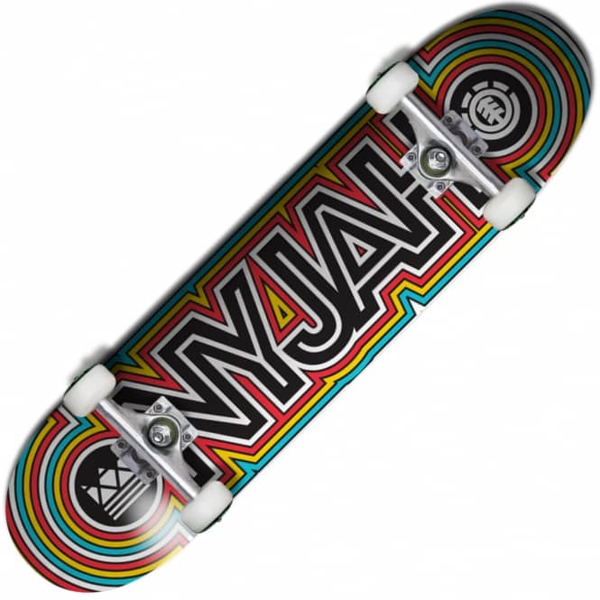 Element Skateboards Nyjah Giant Complete Skateboard 7.75