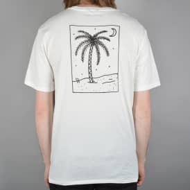 Oasis Pocket T-Shirt - Off White