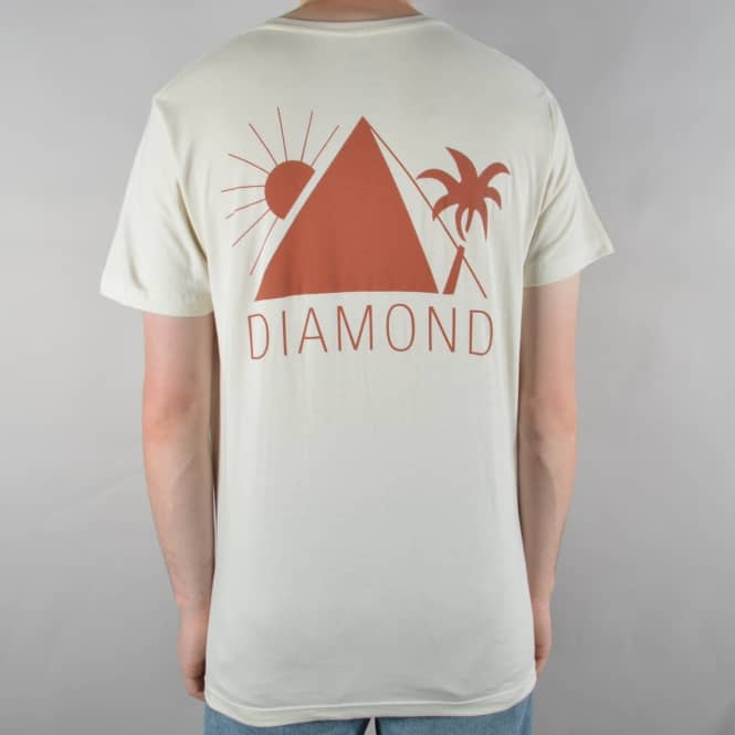 Diamond Supply Co. Oasis T-Shirt - Cream