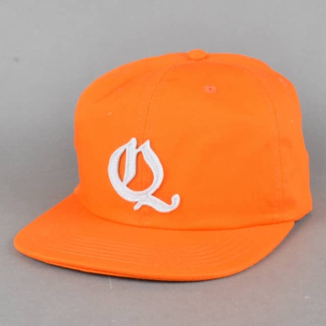 Quasi Skateboards OE Snapback Cap - Orange