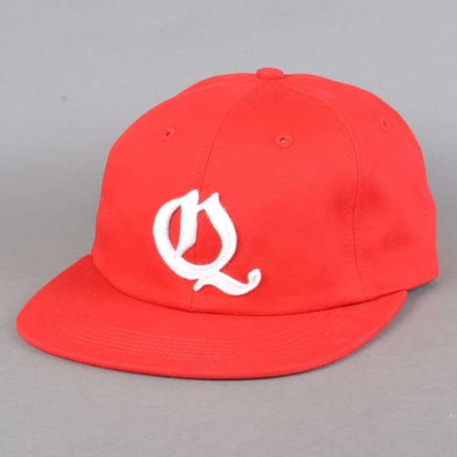 Quasi Skateboards OE Snapback Cap - Red