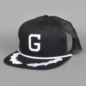 OG 6.0 Mesh Backed Cap - Black