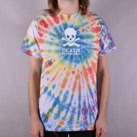 48ca3149 OG Skull Tie Dye Skate T-Shirt - Multi Colour