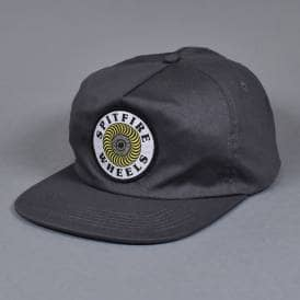 316a4fd6190be OG Swirl Patch Snapback Cap - Charcoal