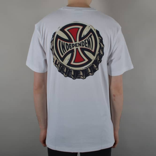 Independent Trucks Only Choice Skate T-Shirt - White