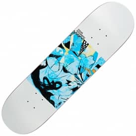 Oskar Rozenberg Escape Route Skateboard Deck 8.0
