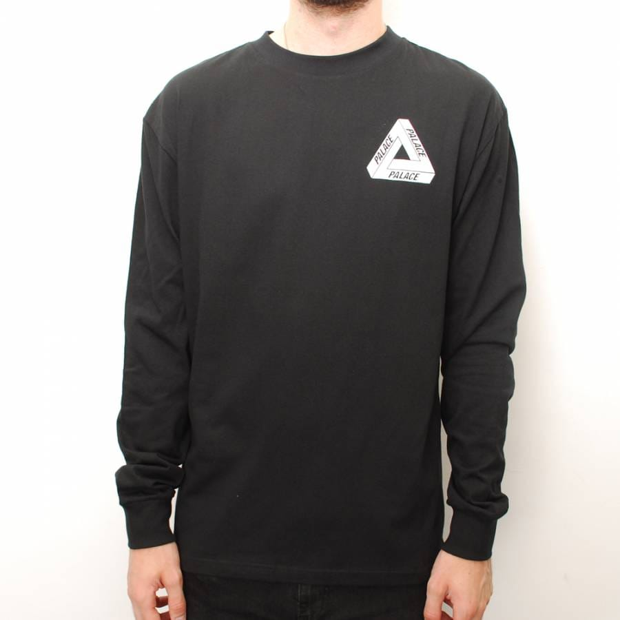 Palace skateboards palace domino long sleeve skate t shirt for T shirt with long sleeves