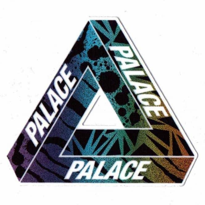 2f4db245cc90 Palace Skateboards Palace Skateboards Palace One Tooth Skateboard Sticker