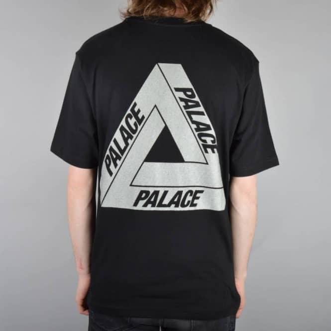 4d7814648a45 Palace Skateboards 3M Skate T-Shirt - Black - Skate T-Shirts from ...