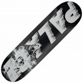 Palace Skateboards Bankhead Black Skateboard Deck 8.375""