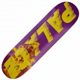 Palace Skateboards Bankhead Purple Skateboard Deck 8.4""