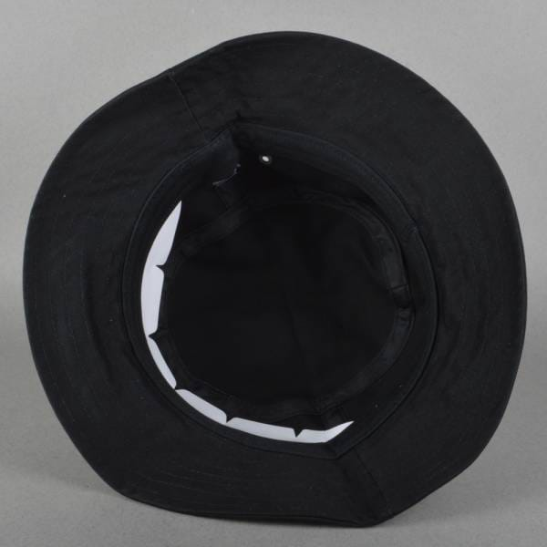 Palace Skateboards Bucket Hat - Black Yard - SKATE CLOTHING from ... a8f4242760d0