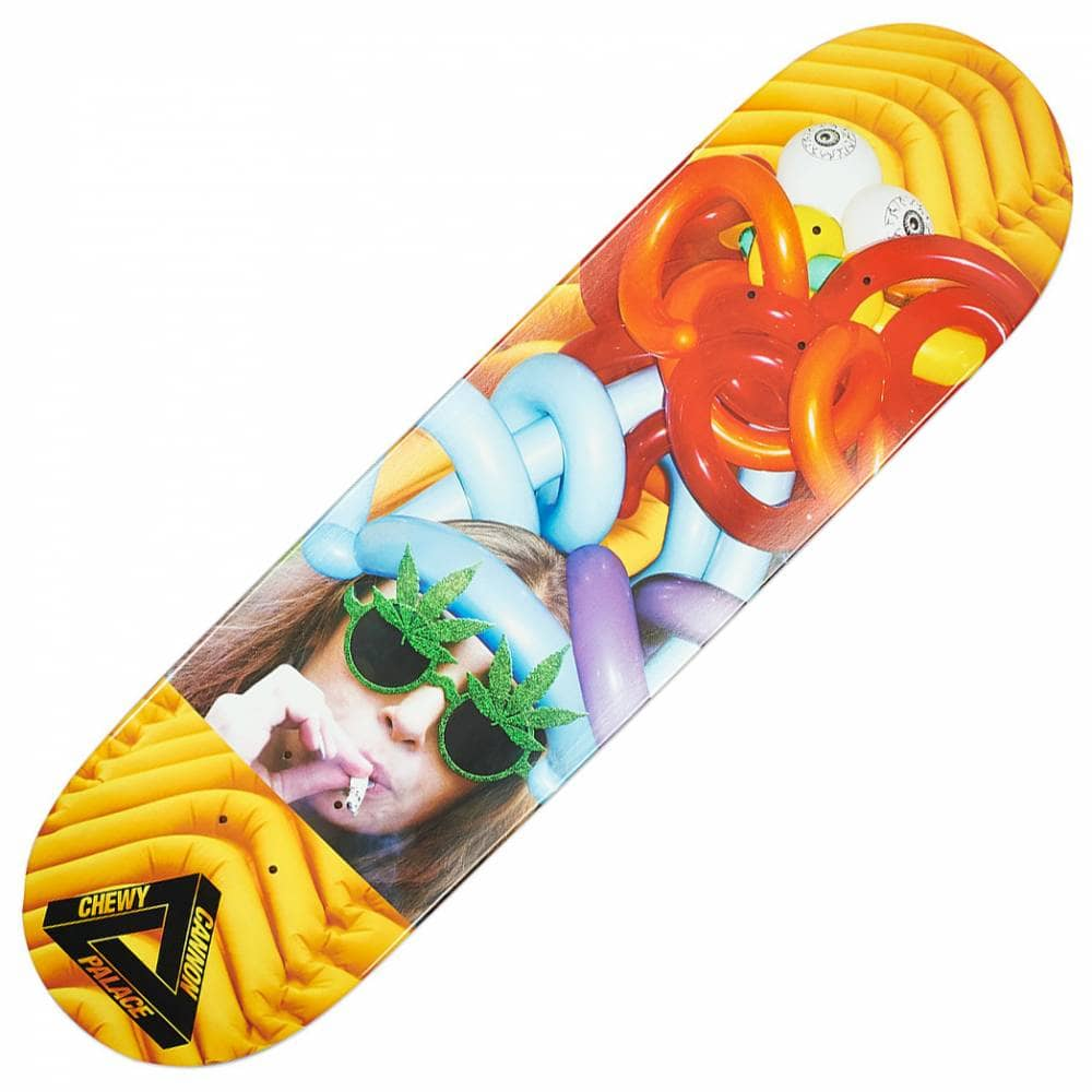 f6affbae44 Palace Skateboards Palace Skateboards Chewy Pro S13 Balloon Skateboard Deck  8.375