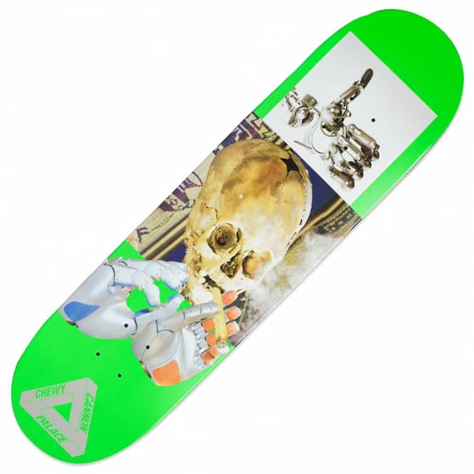 Palace Skateboards Chewy Pro Sans-Zooted Skateboard Deck 8.3