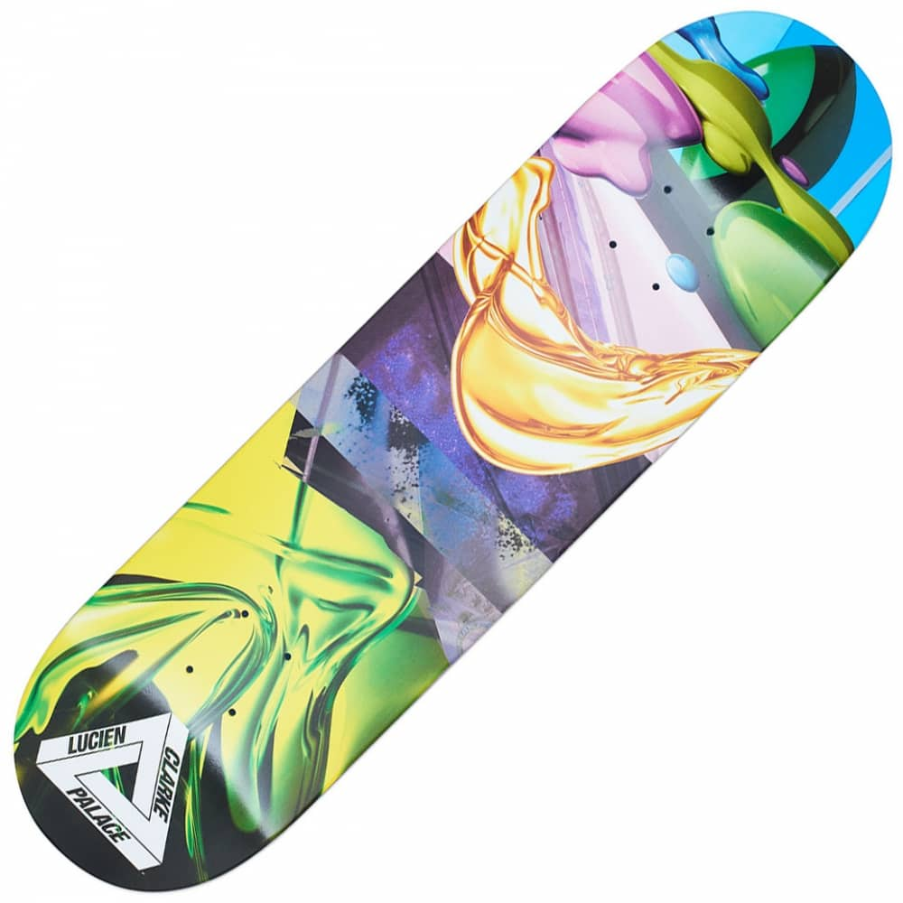 e0f1e1fc Palace Skateboards Clarke Pro-S Skateboard Deck 8.25