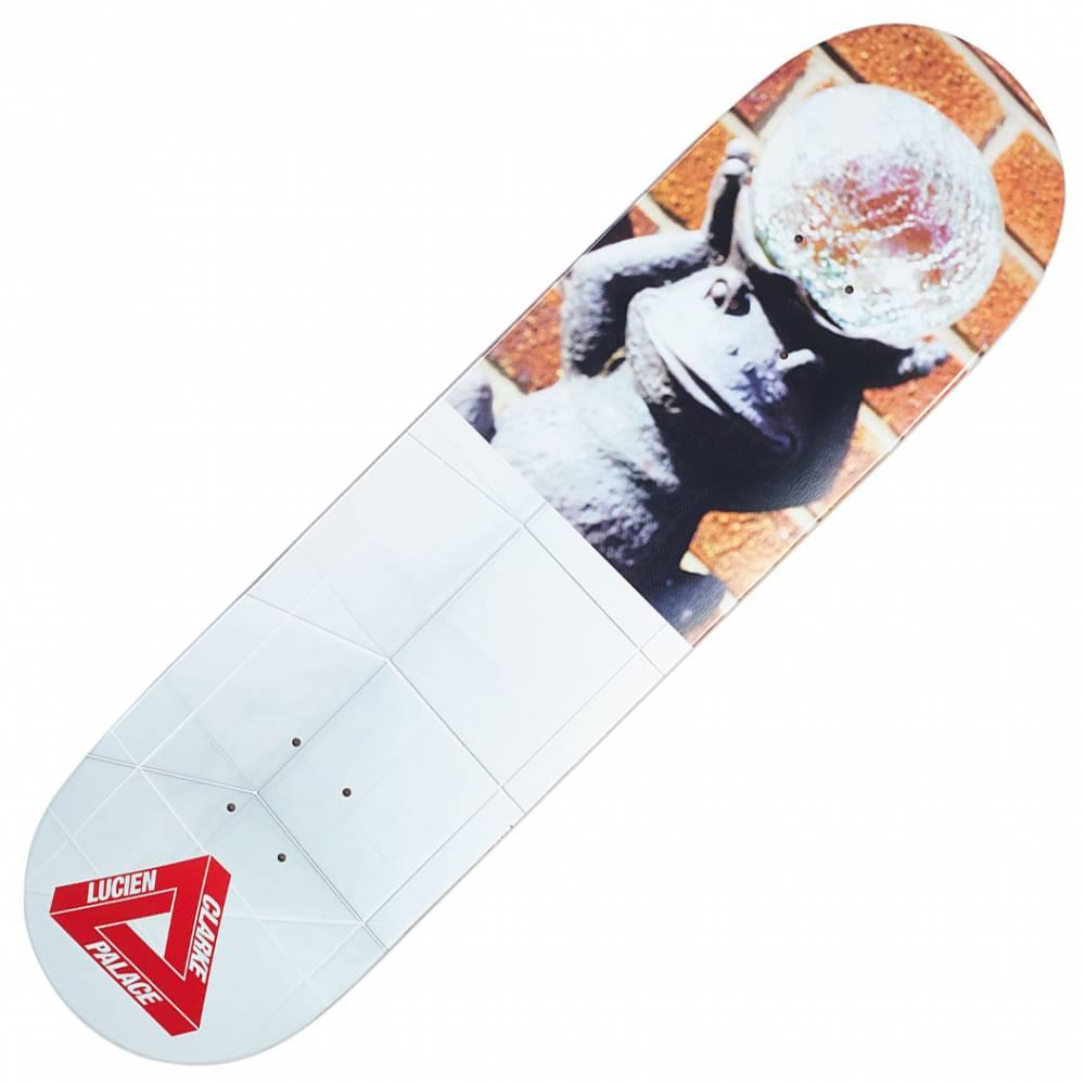 696dc965 Palace Skateboards Clarke Pro S12 Skateboard Deck 8.25 ...