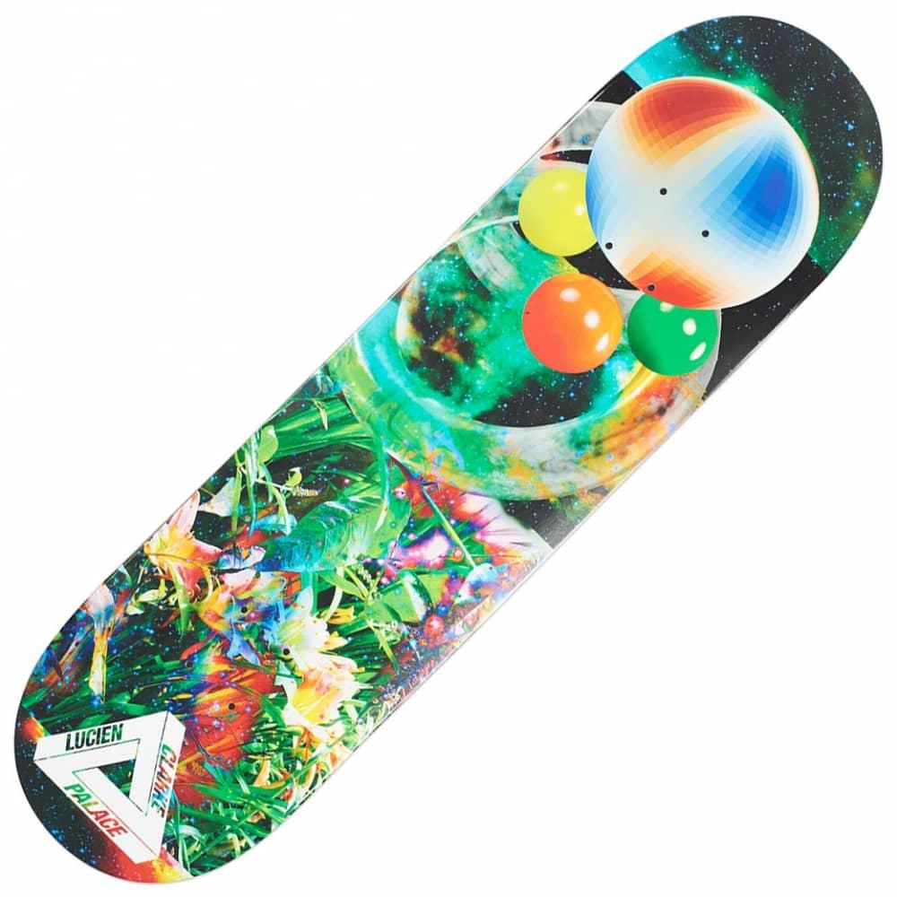 92aac778 Palace Skateboards Clarke Spheres 2 Skateboard Deck 8.25 ...
