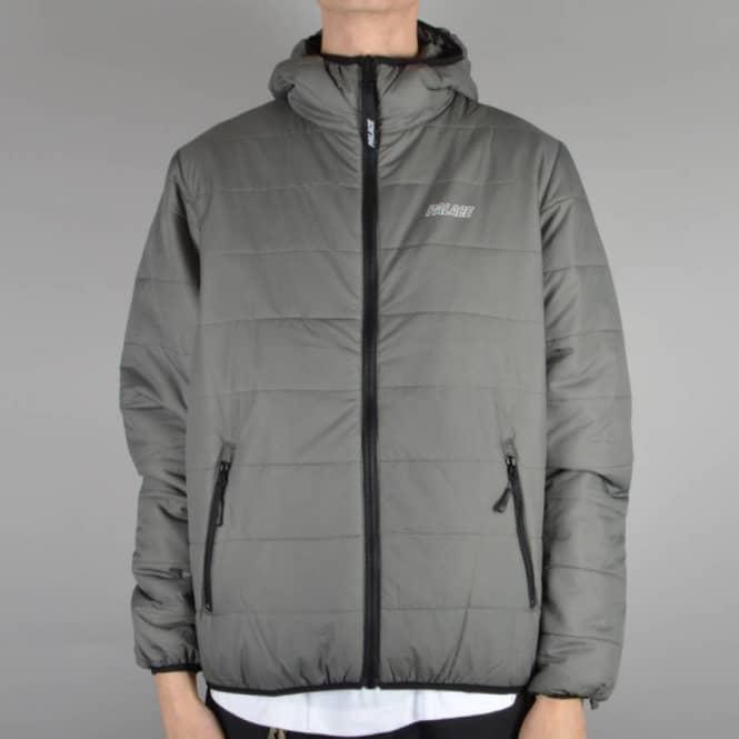 440f15542 Crink Thinsulate Jacket - Grey