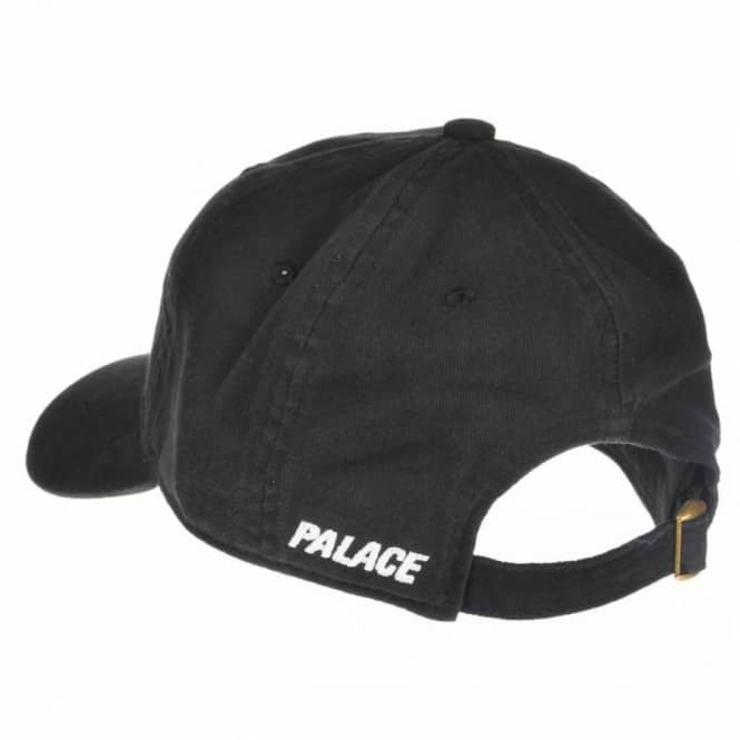 cb4da04b189 Palace Skateboards Palace 6 Panel Cap - Black - Caps from Native ...