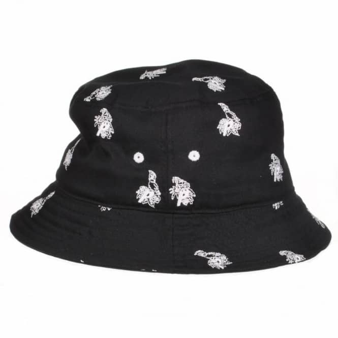 92333436ae30 Palace Skateboards Palace Parrot Bucket Hat - Black - Bucket Hats ...