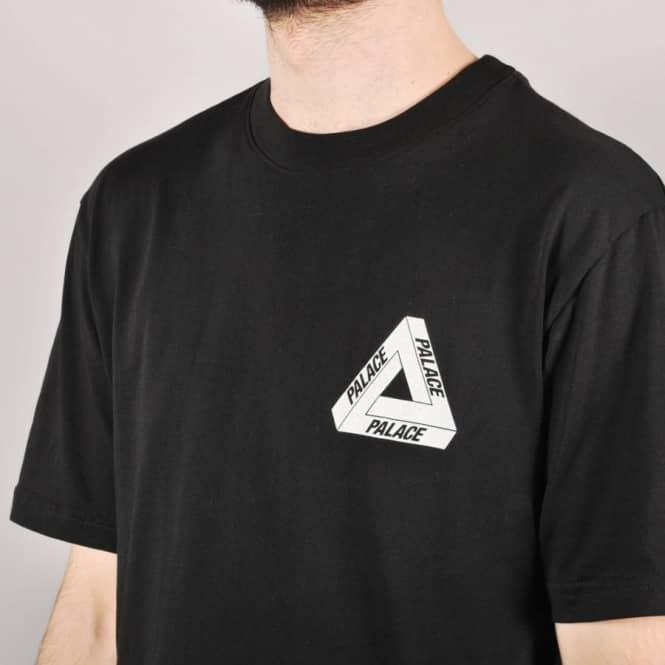 a54b624d6db7 Palace Skateboards Palace Tri-Ferg Glow Skate T-Shirt - Black ...