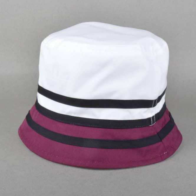 8a4ecf95c7a Palace Skateboards Palace x Adidas Original Bucket Hat - White ...
