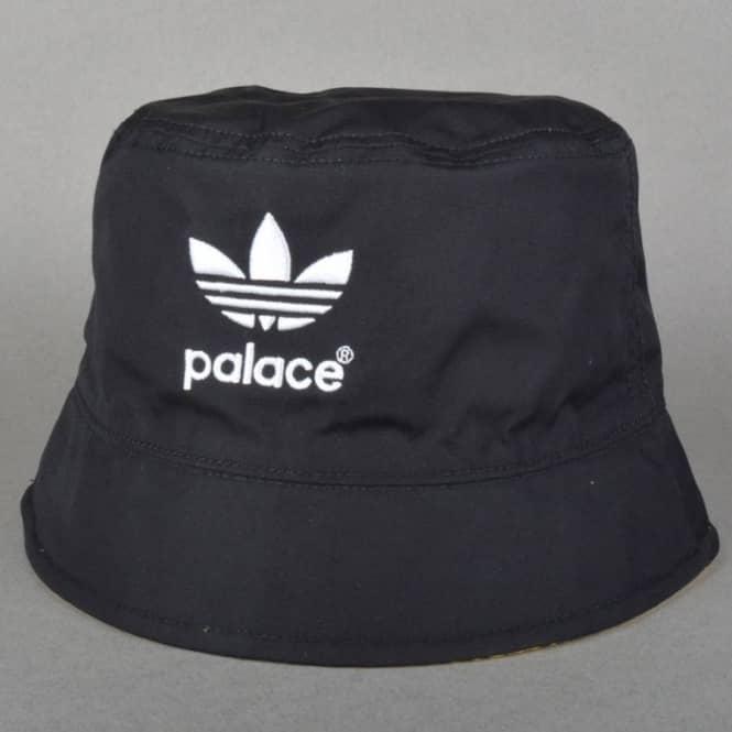 13510567d38 Palace Skateboards Palace X Adidas Originals Bucket Hat - Black ...