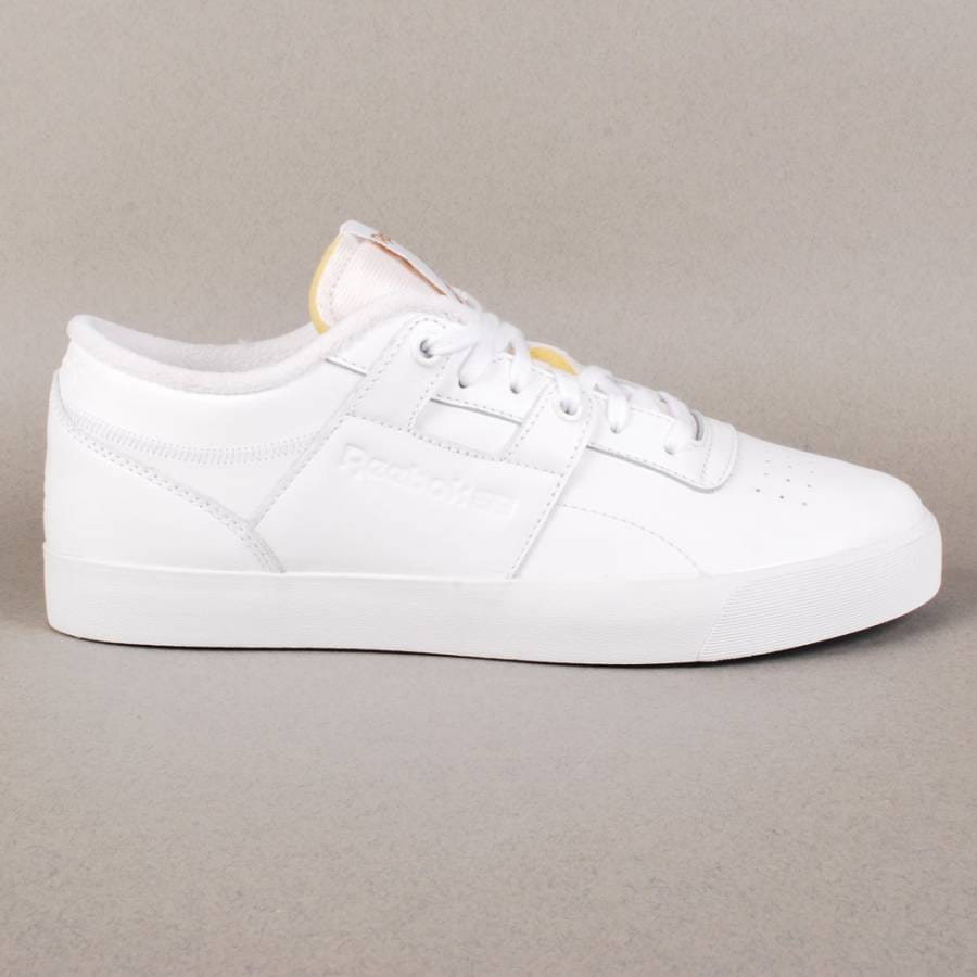 Palace Skateboards Palace X Reebok Workout Low Clean FVS ...