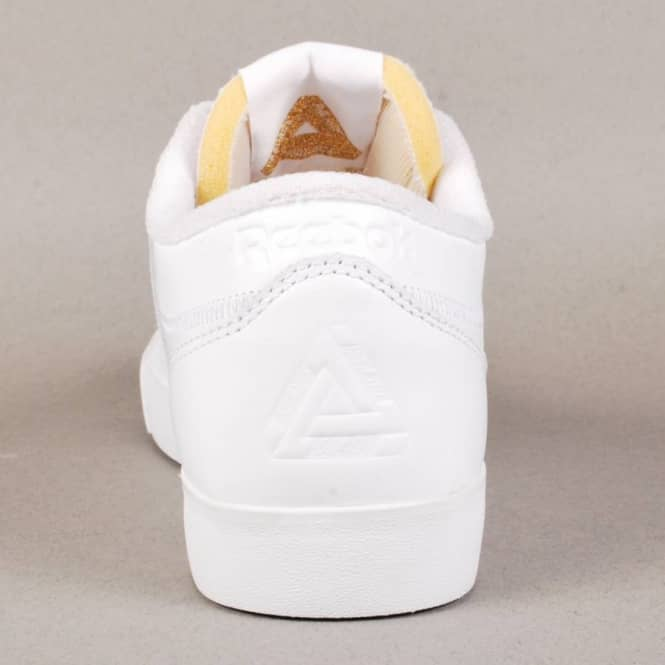 12c60c7354d Palace Skateboards Palace x Reebok Workout Low Clean FVS Skate Shoes ...