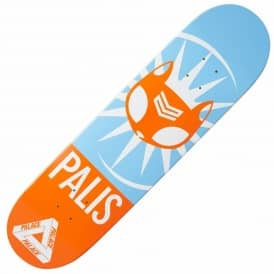 Palace Skateboards Palis 8.4 Skateboard Deck 8.4""