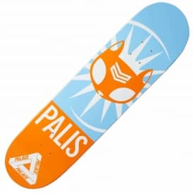 Palace Skateboards Palis 8 Skateboard Deck 8.0""
