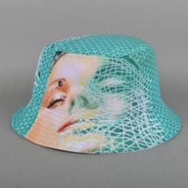 Palace Skateboards Scape Bucket Hat - Green